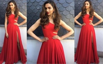 IIFA Fever: Bow down to the goddess Deepika