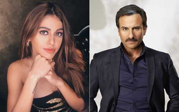 Pooja Bedi's Daughter Alaia To Debut Opposite Saif Ali Khan