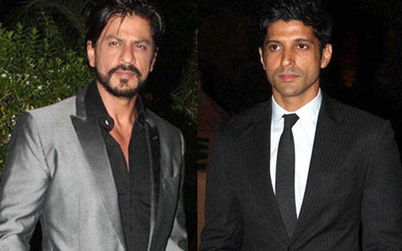 SRK-Farhan's 5-hour meet