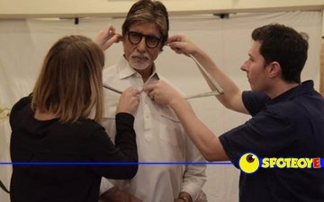 Amitabh Bachchan will get waxed for the 6th time