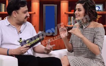 Bikers Harass Taapsee Pannu In Mumbai