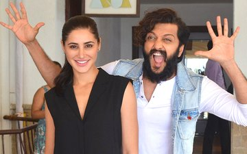 Riteish Deshmukh: Nargis Is By Far The Craziest Person I've Met In My Life