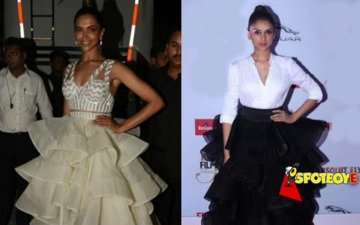 Who wore it better – Deepika or Aditi?