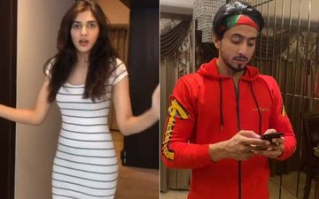 Post TikTok Ban, Faisal Shaikh AKA Mr Faisu Ups His Instagram Game; Teams Up With TikToker Natasha Singh For A ROFL Worthy Video - WATCH