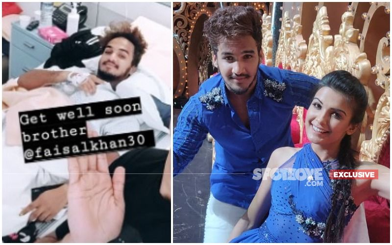 "Injured Faisal Khan Confirms ""Backing Out From Nach Baliye 9 For Now"", Says, ""Can't Dance For 6 Weeks""- EXCLUSIVE"
