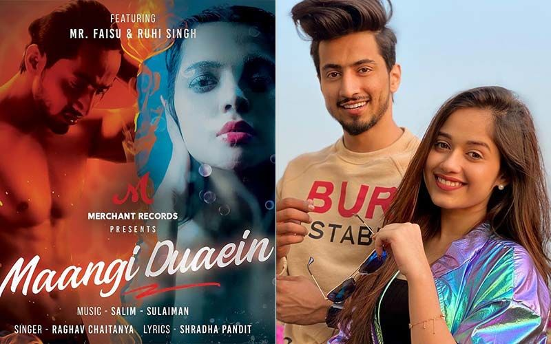 TikTok Star Faisal Shaikh Is Super-Excited For New Single Maangi Duaayein; Fans Are Thrilled But Also Demand A Song Featuring Jannat Zubair