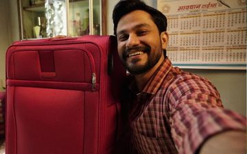 Lootcase Song Laal Rang Ki Peti: Kunal Kemmu Pays Tribute To The Famous Red Suitcase In A Quirky And Hilarious Way – VIDEO
