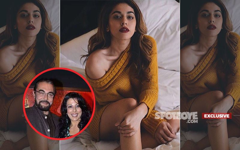 FAMILY FEUD OVER: Alaia F Reunites Mommy Pooja Bedi And Grandfather Kabir Bedi