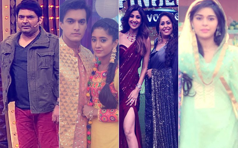 HIT OR FLOP: Family Time With Kapil Sharma, Yeh Rishta Kya Kehlata Hai, Super Dancer 2, Ishq Subhan Allah?