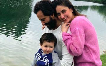 Kareena Kapoor Khan Shares A Throwback Picture Of Her Favourite Boys Saif Ali Khan And Taimur, Says: 'All I Ever Need'