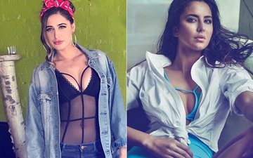 Fan Mistakes Nargis Fakhri For Katrina Kaif, Forces Her For A Selfie!