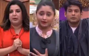 Bigg Boss 13: Farah Khan Brings Sidharth Shukla And Rashami Desai Face-To-Face In BB Adalat; An Agitate Desai Throws A Fit At Farah