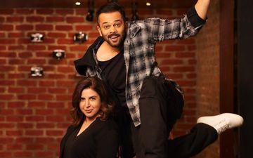 रोहित शेट्टी और फराह खान साथ मिलकर करने जा रहें हैं अब तक का सबसे बड़ा धमाका