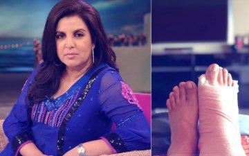 6 Days Before Sonam Kapoor's Sangeet, Choreographer Farah Khan Fractures Leg!