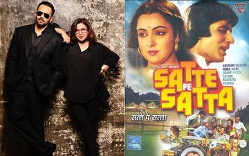 फराह खान और रोहित शेट्टी बनाएंगे अमिताभ बच्चन की फिल्म 'सत्ते पे सत्ता' का रीमेक? पढ़िए पूरी खबर