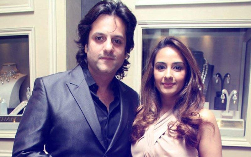 GOOD NEWS! Fardeen Khan & Natasha Madhwani Blessed With A Baby Boy