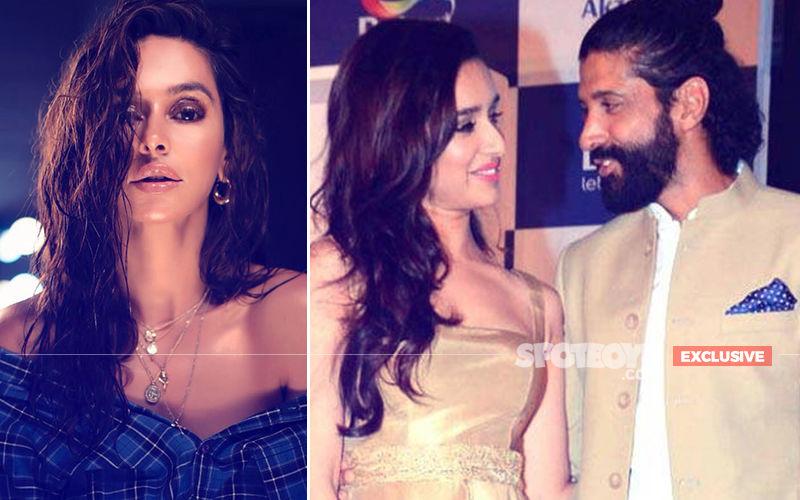Farhan Akhtar Dating Shibani Dandekar? Shraddha Kapoor Love Story Over.  Sssshhh!