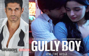 Farhan Akhtar EXPRESSES DISAPPOINTMENT On Gully Boy Dropping Out Of Oscars- EXCLUSIVE