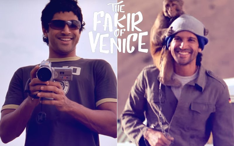 The Fakir Of Venice Trailer Is Out: This Quirky Comedy Could Have Been Farhan Akhtar's Debut
