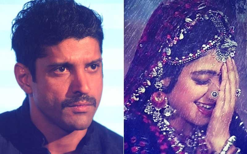 "Farhan Akhtar Recalls ""Sridevi Magic"" From His First Job In Lamhe"