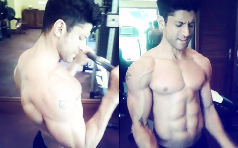 Man Crush Monday: Farhan Akhtar's Bare Body Will Take Away Your Blues