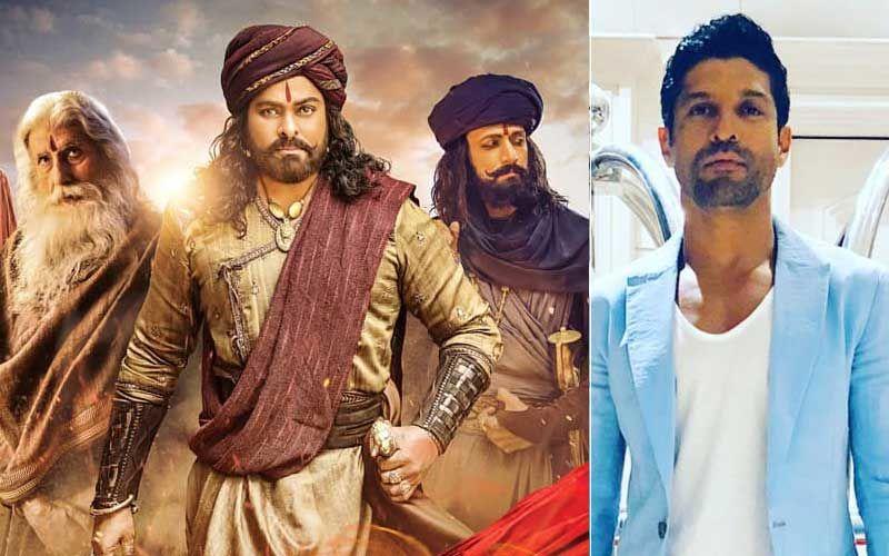 Sye Raa Narasimha Reddy: Farhan Akhtar To Host Long Chat Between Amitabh Bachchan And Chiranjeevi Over Indian Cinema