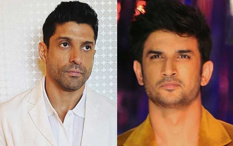 Farhan Akhtar On Bollywood Nepotism Debate Post Sushant Singh Rajput's Demise, 'People Stick Around Successful Person'