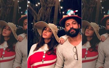 Farhan Akhtar And Shibani Dandekar Have A New Addition To The Fam; Actress Welcomes Her 'Baby Girl'- PIC INSIDE