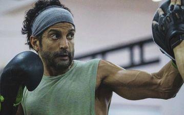 इंतज़ार हुआ ख़त्म, फरहान अख्तर ने शुरू की अपनी फिल्म 'तूफ़ान' की तैयारी