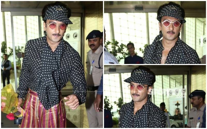 FASHION CULPRIT OF THE DAY: Ranveer Singh, Just Where Exactly Are You Headed? MET Gala Has Time