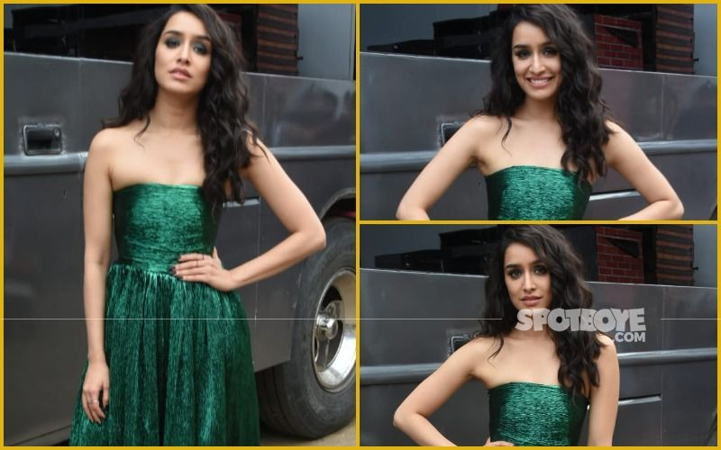FASHION CULPRIT OF THE DAY: Shraddha Kapoor, It's Time To Break-Up With That Hideous Green Dress?