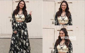 FASHION CULPRIT OF THE DAY: Sonakshi Sinha, You're Giving Us An Overdose Of Bohemian Looks And Your Latest Is A Failed Attempt!