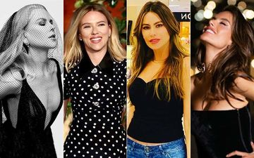 WHO WERKED IT BETTER? Scarlett Johansson, Alessandra Ambrosio, Sofia Vergara OR Nicole Kidman In All-Black