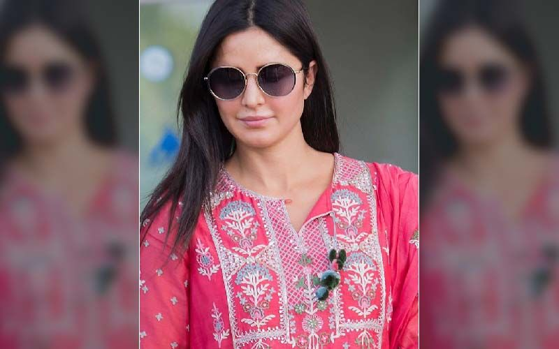Katrina Kaif's Simple Yet Gorgeous Pink Salwar Suit Is A Tad Bit Special For THIS Reason