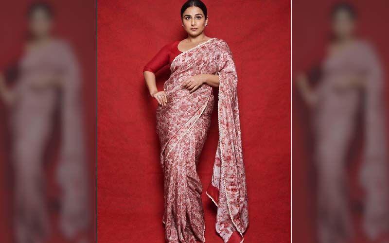 5 Best Ways To Pair Up A Saree-Blouse From Vidya Balan's Fashion Dairy