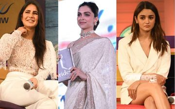 Katrina Kaif, Deepika Padukone Or Alia Bhatt- Who 'White'washed Their Sunday The Best?