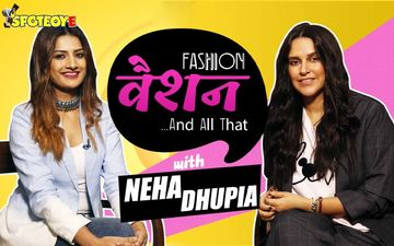Neha Dhupia Can't Stand Hubby Angad Bedi Wearing THIS!- EXCLUSIVE