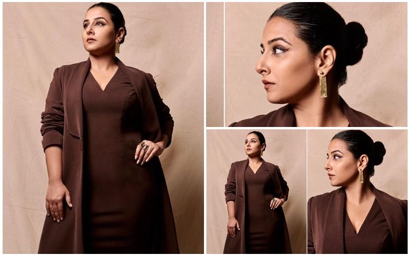 FASHION CULPRIT OF THE DAY: Dear Vidya, There Is Unfortunately A Malfunction In This 'Mission'