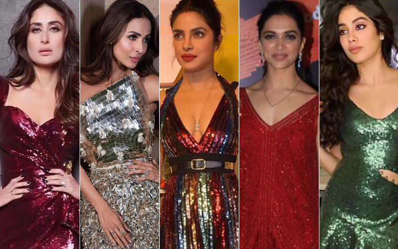 Celeb Inspired Looks For New Year Party: Kareena, Malaika, Priyanka, Deepika Or Janhvi - Who Is Your Pick?