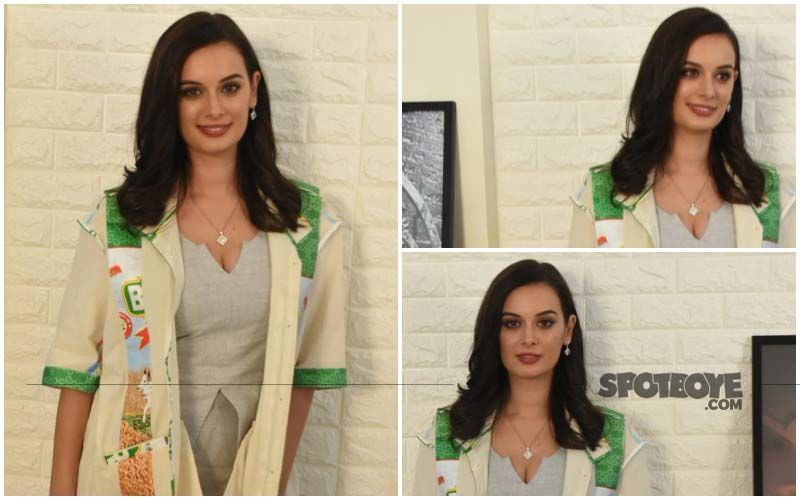 FASHION CULPRIT OF THE DAY: Evelyn Sharma Serves Us A Perfect Recipe For A Wardrobe Disaster