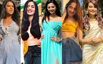 BEST DRESSED & WORST DRESSED Of The Week: Nia Sharma, Divyanka Tripathi, Helly Shah, Sanjeeda Shaikh Or Subhi Jyoti?