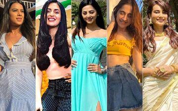 BEST DRESSED & WORST DRESSED Of The Week: Nia Sharma, Divyanka Tripathi, Helly Shah, Sanjeeda Shaikh Or Subhi Jyoti?
