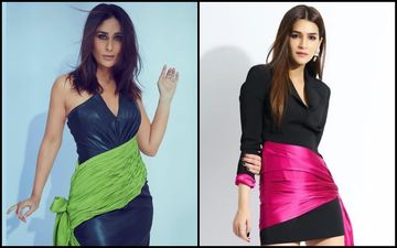 Kriti Sanon Does The Same Blunder As Kareena Kapoor Khan: Panipat Actress' Drape Dress Also Goes Wrong