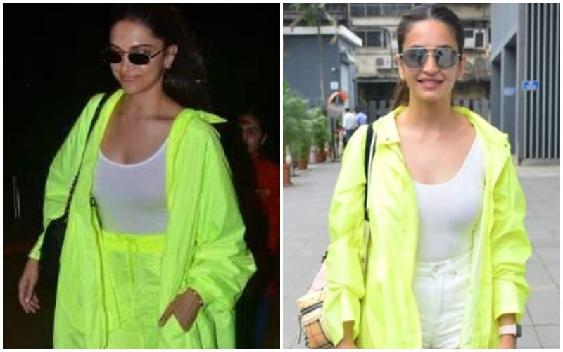 Deepika Padukone Inspired? Housefull 4 Actress Kriti Kharbanda Also Dons The Neon Green And White Look!