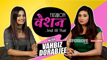 'If You're Curvy, Love Your Curves,' Vahbiz Dorabjee's Shout-Out To Women Who're Not Size Zero!- EXCLUSIVE