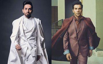 Ayushmann Khurrana Vs Rajkummar Rao Fashion Face-Off: Who Added The Superhero Cape Punch Better?