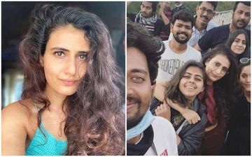 Fatima Sana Shaikh Wraps The Schedule For Her Upcoming Project With Anil Kapoor In Udaipur; Shares Pictures From The Set