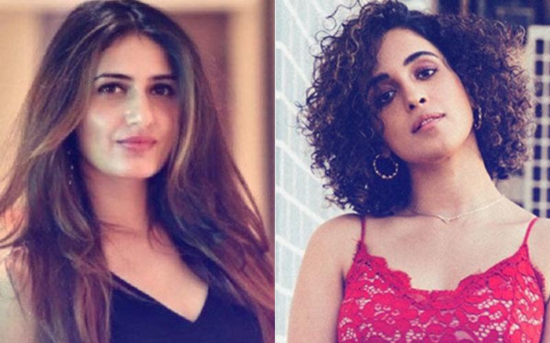 Dangal Girls Fatima Sana Shaikh & Sanaya Malhotra Dance Like Thugs To Dilbar, Dilbar...