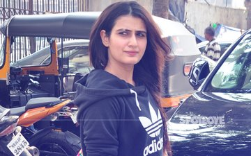 11 Pictures Of Fatima Sana Shaikh That Will Make You HIT THE GYM Right Now
