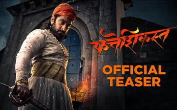Fatteshikast Official Teaser Out Now: Maratha History Enthusiast Digpal Lanjekar's New Historic Film